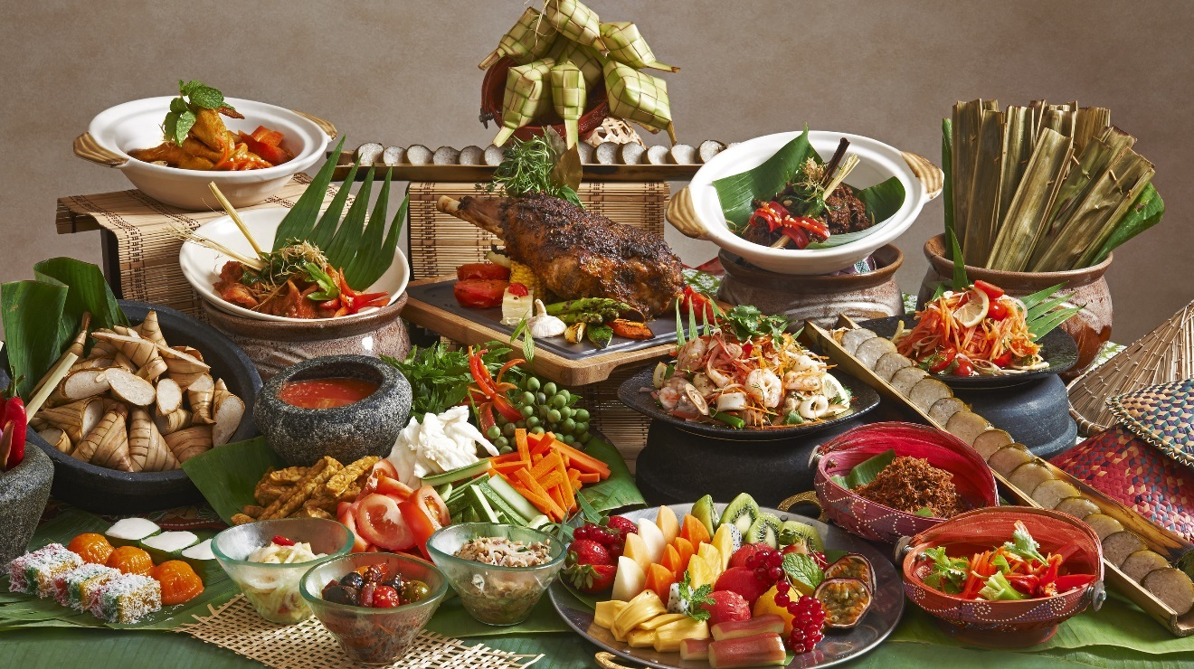Mandarin Oriental Kuala Lumpur Ramadhan buffet