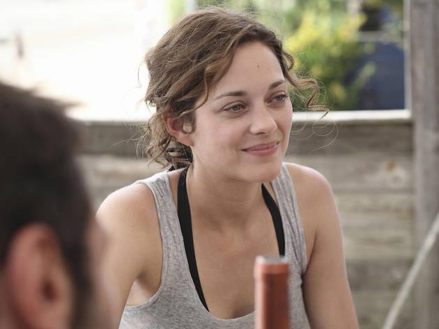 Outdoor cinema 2014: Les Petits Mouchoirs (Little White Lies)