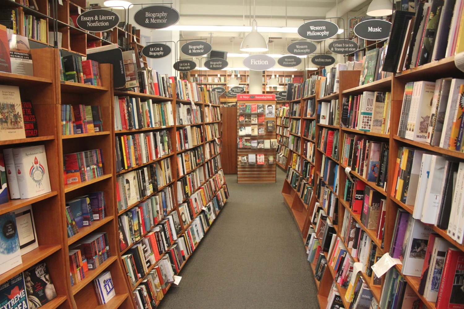 The best Boston bookstores