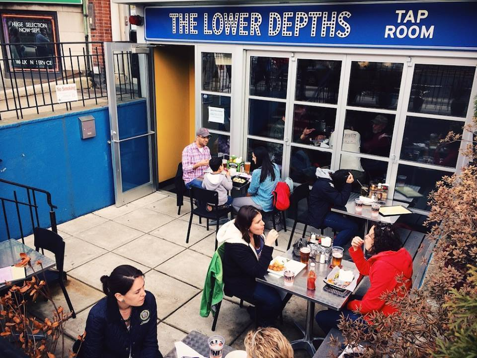 The best patio bars in Boston