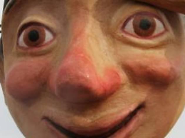 MiniGrec 2014: Pinocchio's Shadow