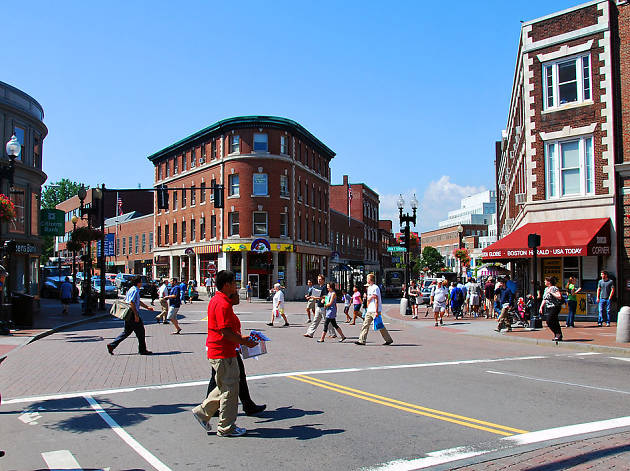 Harvard Square neighborhood guide