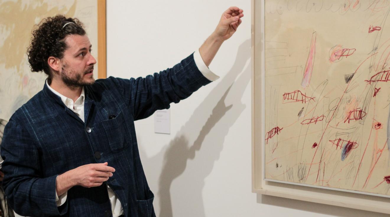 Philip Larratt-Smith y su mirada al arte de la posguerra