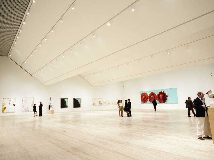 Cy Twombly: Paradise. Museo Jumex.