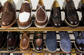 Boston's best shoe stores