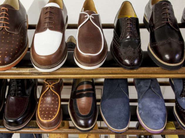 The best shoe stores in Boston