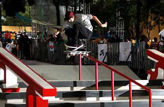 Skate Park Templo Mayor