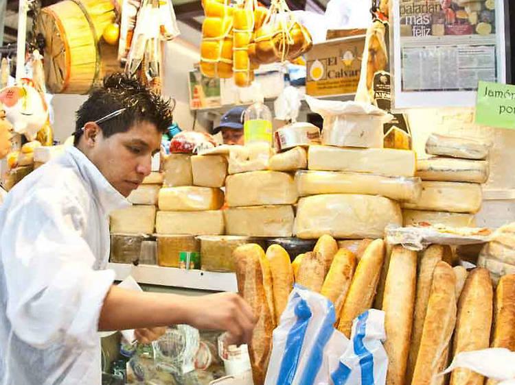 Para comer: Las Tapas de San Juan
