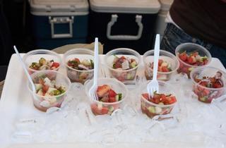 LA Street Food Fest 2014