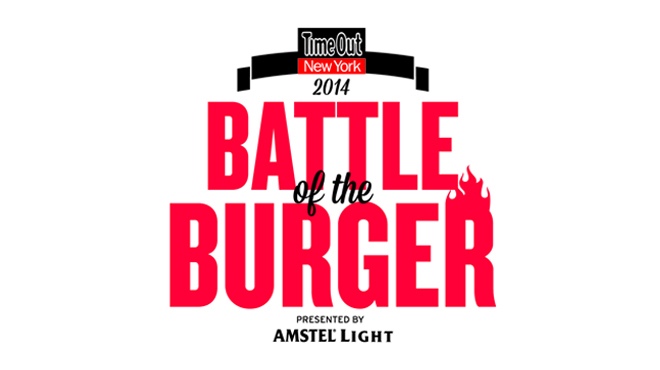 Battle of the Burger 2014