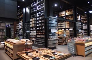 MUJI's Santa Monica flagship store