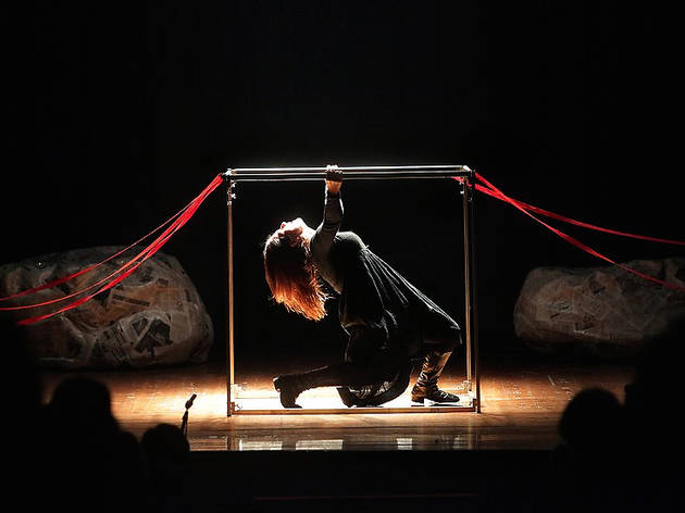 Nits d'estiu CaixaForum 2014: La Força