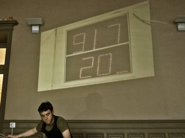 Nits d'estiu CaixaForum 2014: Waiting time / Wasting time