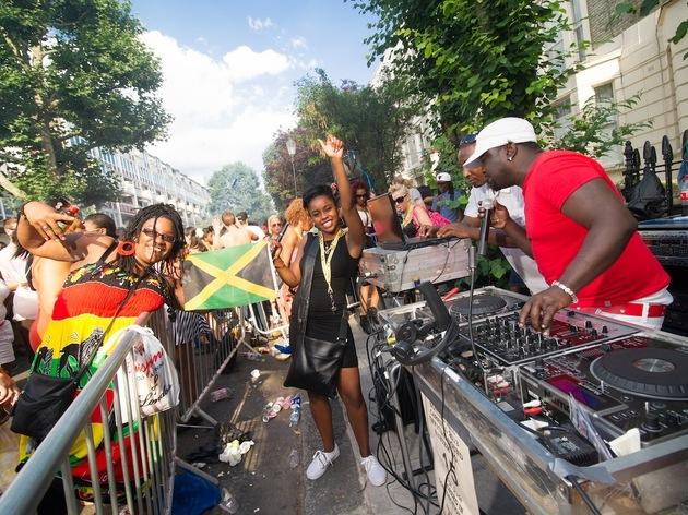 Notting Hill Carnival warm-up and after parties