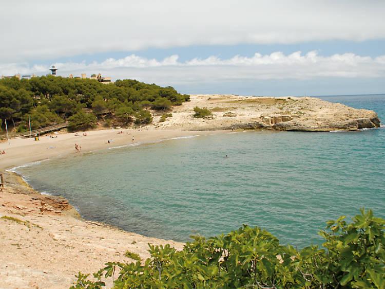 Playa del Canyadell (Altafulla)