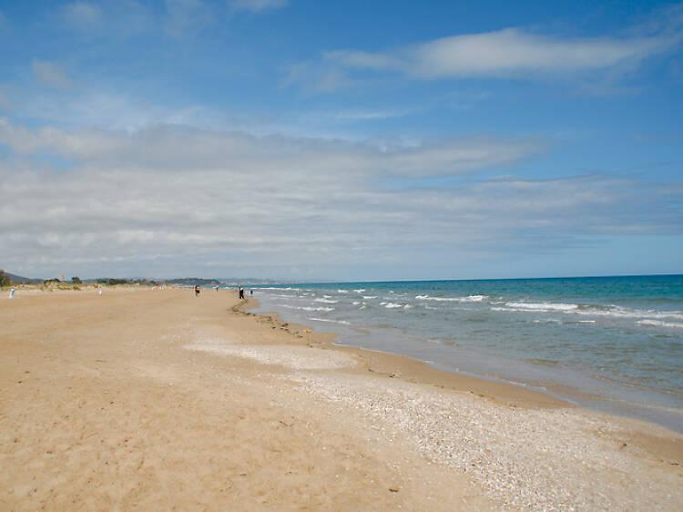 Playa dels Muntanyans (Torredembarra)