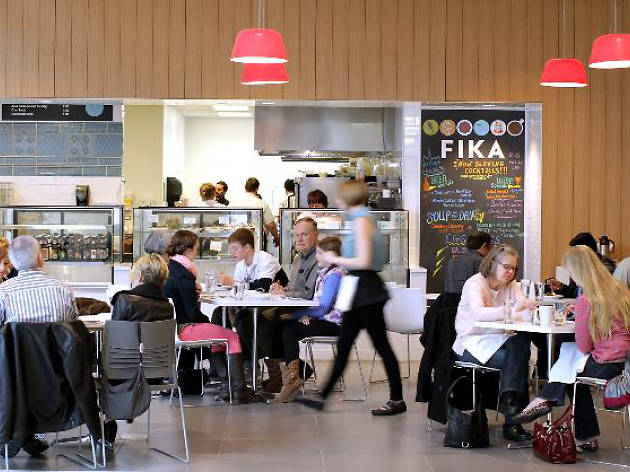 Fika is one of our picks for a Minneapolis-St. Paul road trip.