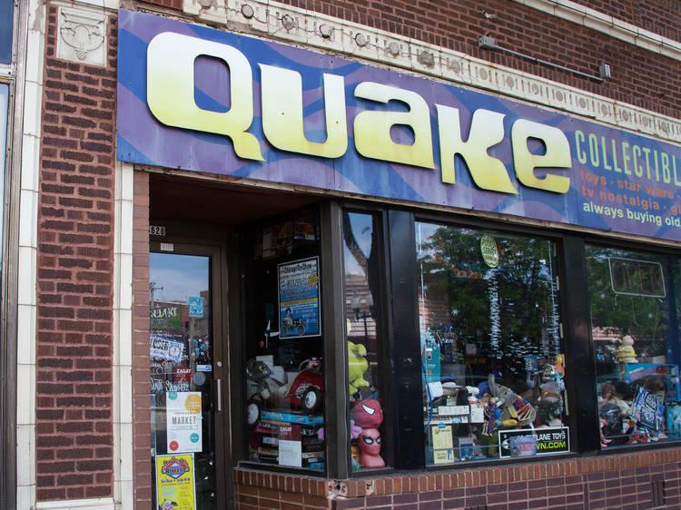 Quake Collectibles