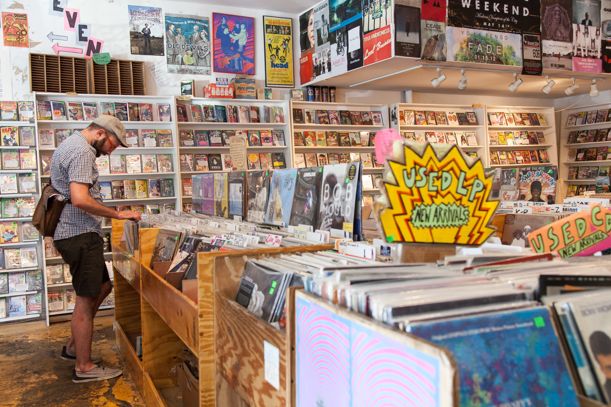 Where to go on Record Store Day