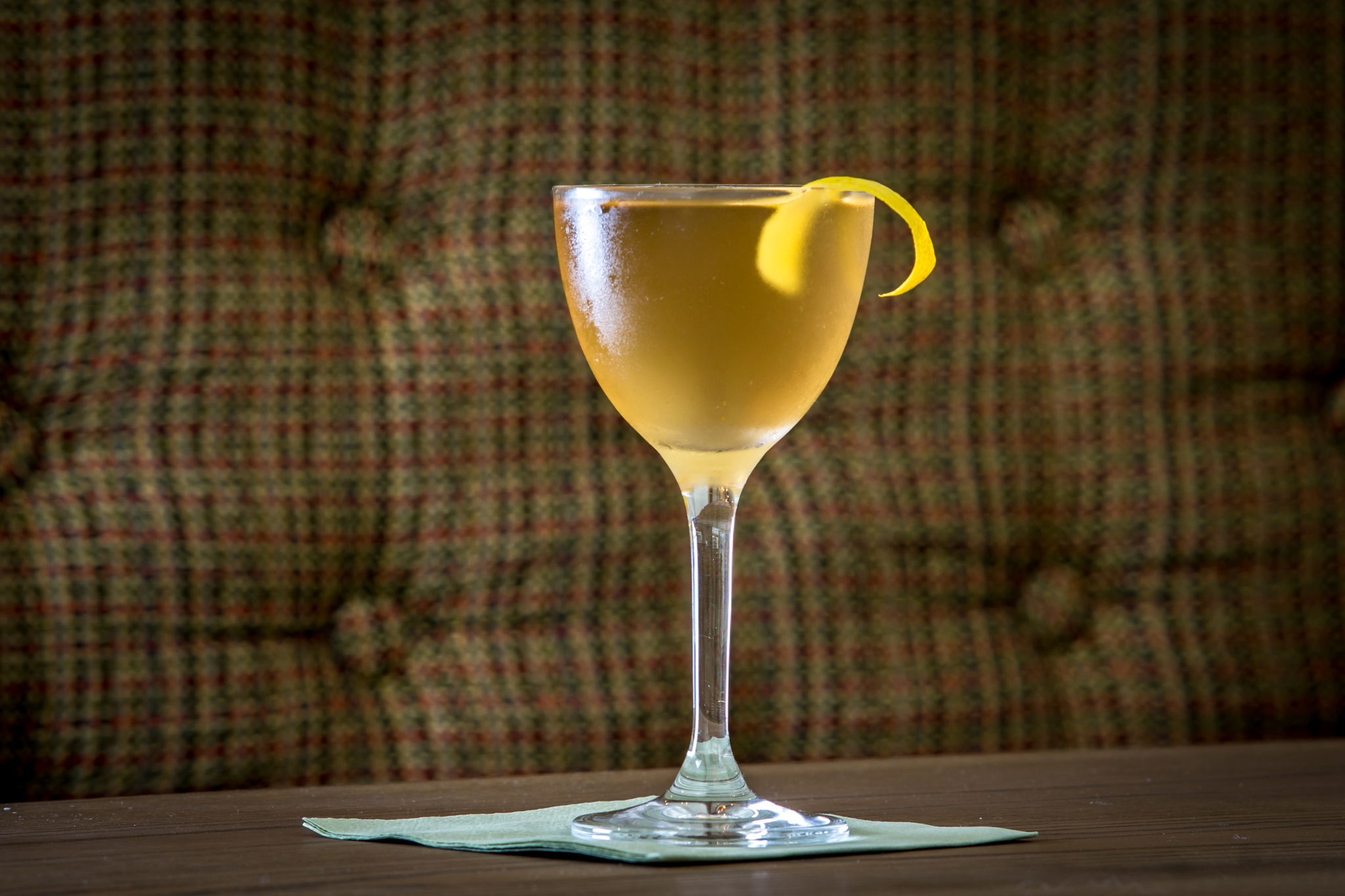 THE GANDER 2 in the Blush Cocktail