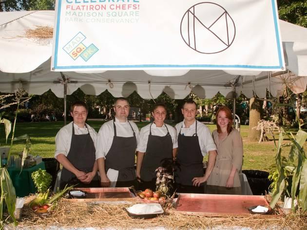 Celebrate Flatiron Chefs!