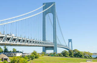 Verazzano Bridge, Staten Island