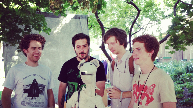 Sunbathing Animal, de Parquet Courts