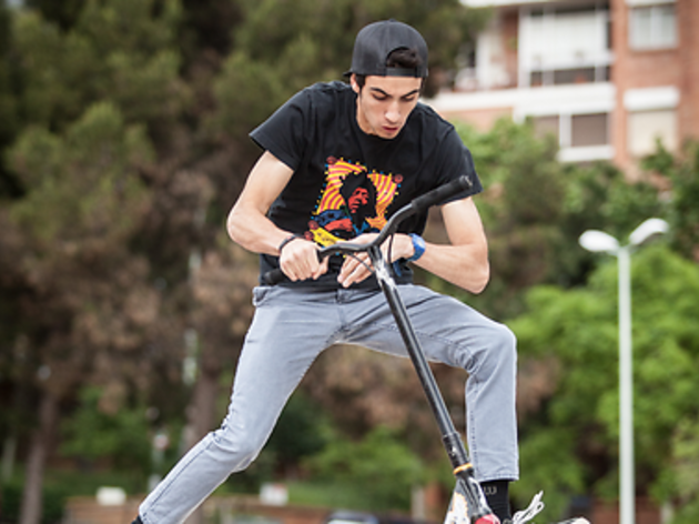 Festa jove d'Skate i Art Urbà