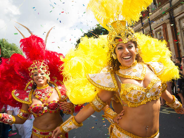 Notting Hill Carnival family day
