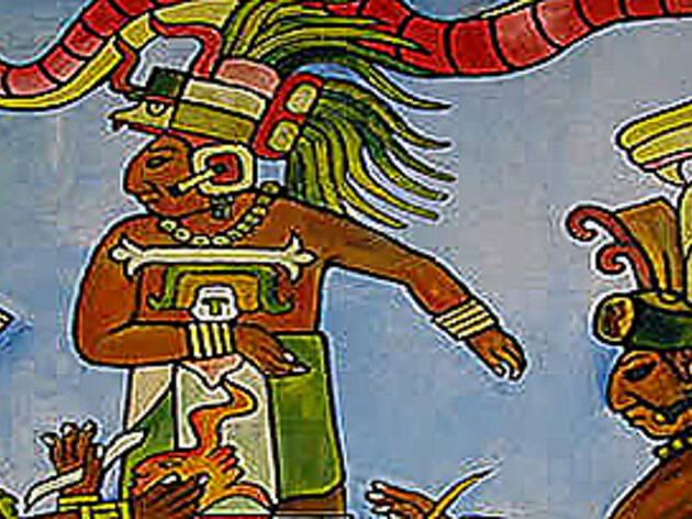 Lectura dramatitzada del 'Popol Vuh' maia