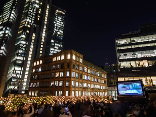 Rooftop Film Club, Queen of Hoxton