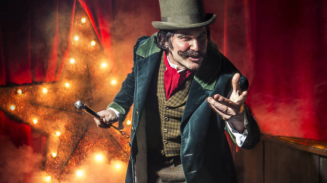 The London Dungeon's Summer Carnivale