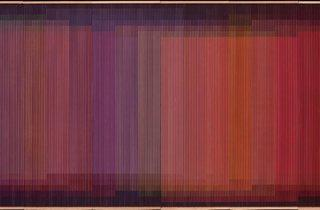 Carlos Cruz-Diez  ('Physichromie No 500', 1970. Coleccion Patricia Phelps de Cisneros. © ADAGP, Paris and DACS, London 2014.  )