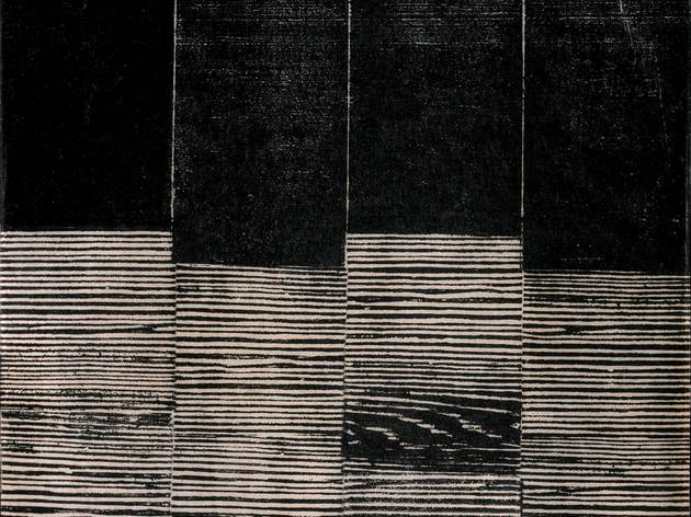Lygia Pape  ('Untitled (from the series Weaving)', 1959. Coleccion Patricia Phelps de Cisneros. © Projeto Lygia Pape  )