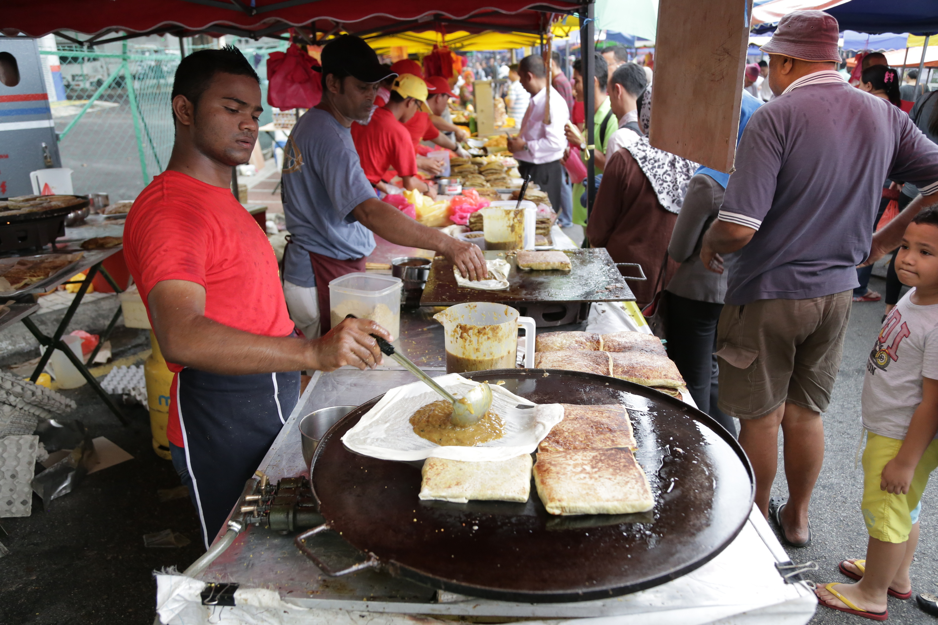 Best Ramadhan bazaars in KL