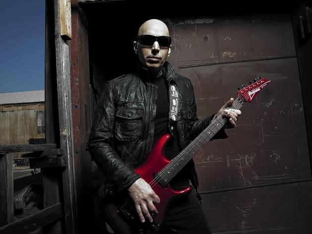Grec 2014: Joe Satriani