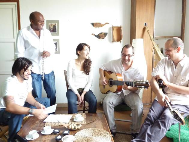 Quinteto Brasil