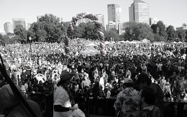 Massachusetts Cannabis Reform Coalition's Freedom Rally