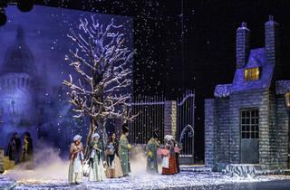 La Bohème (Foto: Cortesía Auditorio Nacional)