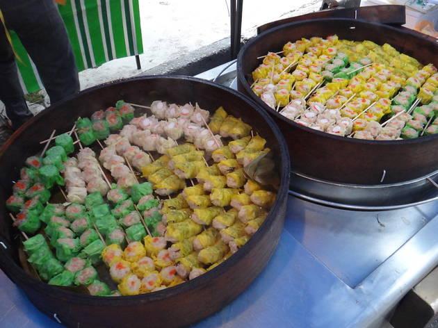 Bazaar Ramadhan Wangsa Maju