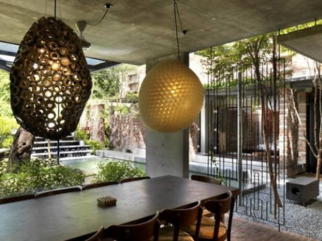 Surround yourself with art at gallery and boutique hotel Sekeping Tenggiri