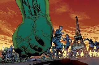 Super-pouvoir (Hulk) 13 super-pouvoirs