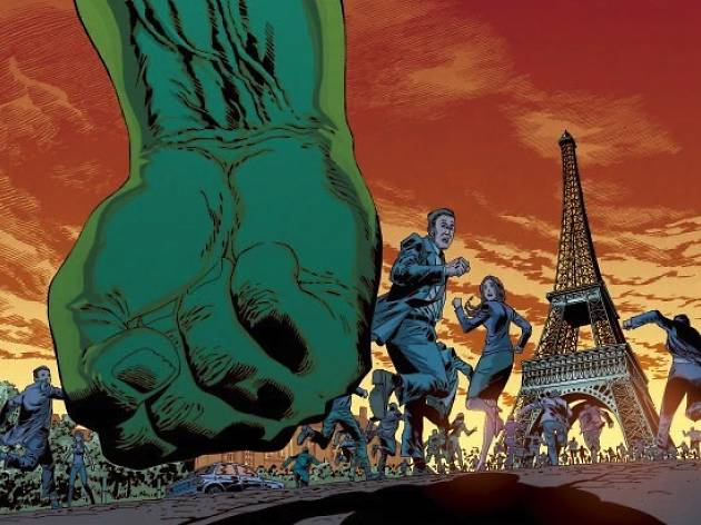 Les 13 super-pouvoirs du Parisien