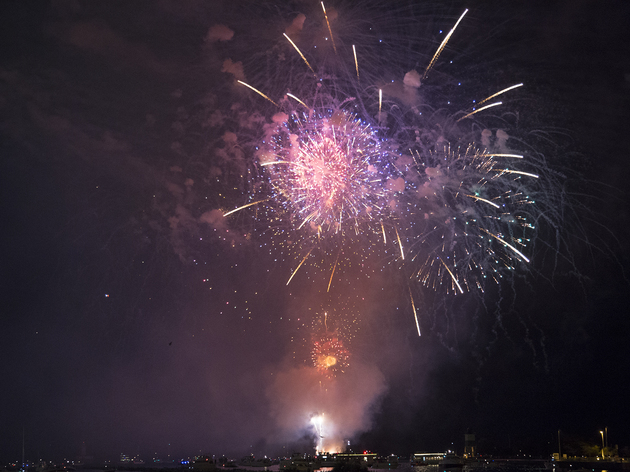 Magnificent The Best 4Th Of July Fireworks In Chicago And Its Suburbs Hairstyles For Men Maxibearus