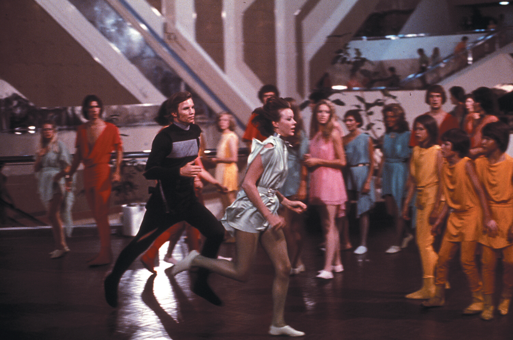Sci-fi movie: Logan's Run