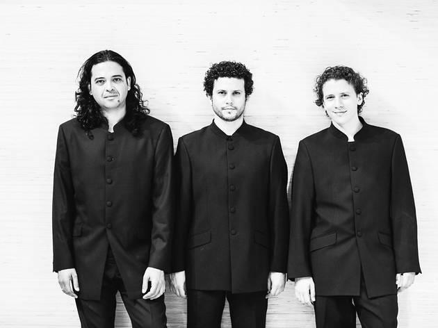 Bachcelona 2014: Garnati Ensemble