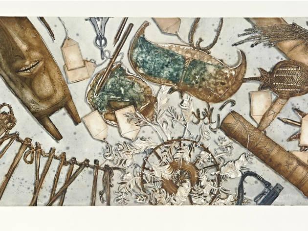 Zenadh Kes: Art is Life