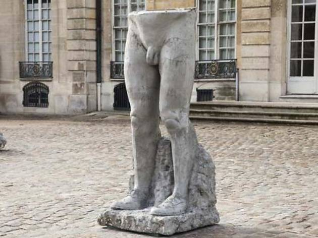 (Dewar & Gicquel / Courtesy galerie Loevenbruck, Paris, et Truth and consequences, Genève / Photo : © musée Rodin, Paris (Lola Pertsowsky))