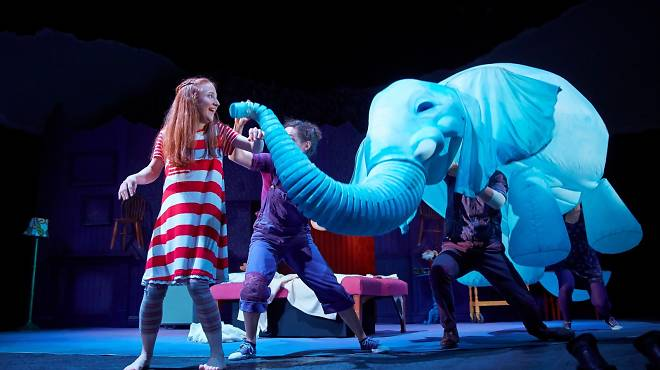 Top ten children's theatre shows