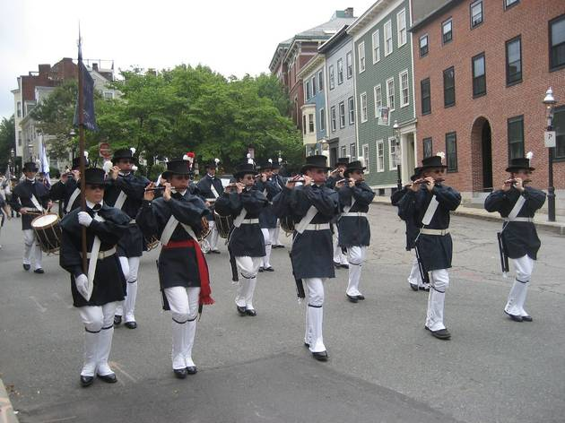 Bunker Hill Day Celebrations